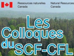 Colloques du SCF-CFL – La génomique à la rescousse du suivi des populations de tordeuses et de ses ennemis naturels