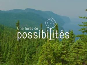Prenez part à la campagne Une forêt de possibilités !
