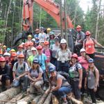 La 11e édition du Camp forêt des profs est en cours