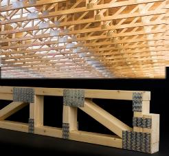 La qualité des produits structuraux préfabriqués en bois bientôt certifiée