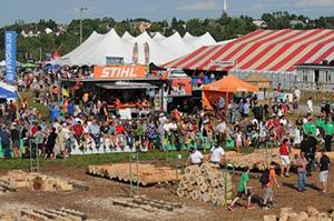 Festival du Bûcheux de Saint-Pamphile