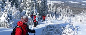 Plein air hivernal et gestion intégrée des ressources au Parc régional des Appalaches