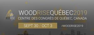 Woodrise Québec 2019