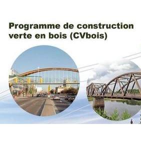 Appel de RNCan: expression d'intérêt pour des ponts en bois