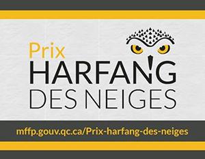 Prix Harfang des neiges 2019 – Appel de candidatures
