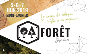 Congrès Forêt Signature