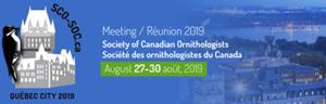 36e réunion de la Société des ornithologistes du Canada