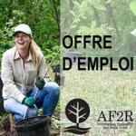 Offre d'emploi à l'AF2R: agent(e) en verdissement, éducation et conservation