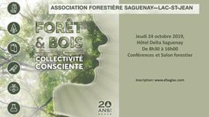 Congrès de l'AFSL – Forêt & Bois, une collectivité consciente