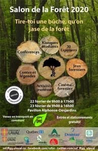 Salon de la forêt 2020