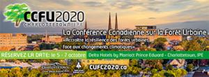 Conférence canadienne sur la forêt urbaine 2020 (report)