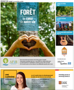 Cahier d'information de l'AF2R 2020 – La forêt au coeur de notre vie