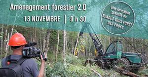 Aménagement forestier 2.0