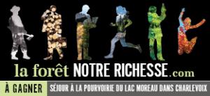 Campagne de communication – La forêt, notre richesse