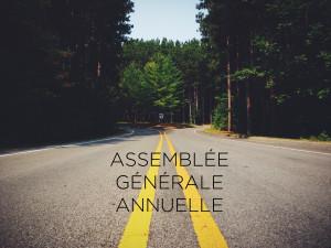 Invitation à notre assemblée générale annuelle