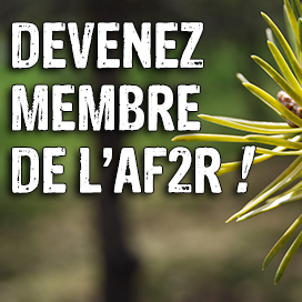 Soutenez votre association forestière, devenez membre de l'AF2R !