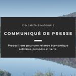 Le G15+ Capitale-Nationale annonce ses propositions pour une relance économique solidaire, prospère et verte