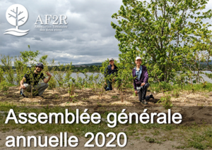 AGA 2020, rapport d'activités et plan d'action de l'AF2R