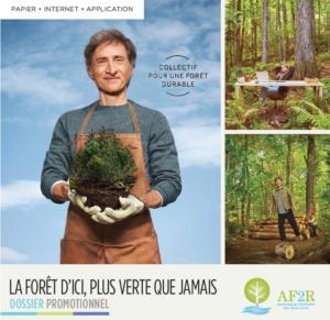 Offre de visibilité: Cahier spécial 2021 de l'AF2R dans Le Soleil